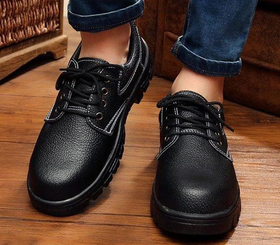 Làm thế nào để lựa chọn giày bảo hộ lao động đúng cách?