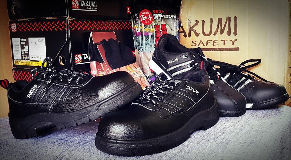 Giày bào hộ Takumi TSH-220