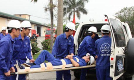 Hình ảnh tai nạn lao động