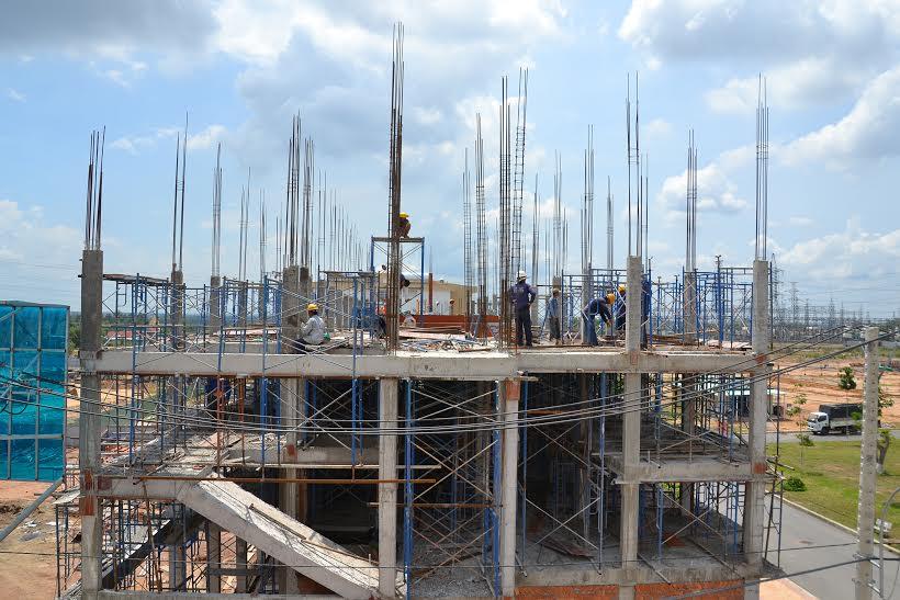 Công trình xây dựng tại Biên Hòa, Đồng Nai