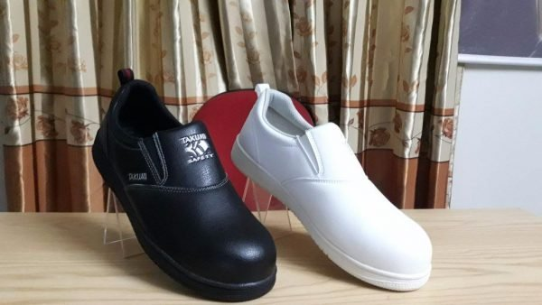 Giày bảo hộ lao động không dây có đảm bảo an toàn?