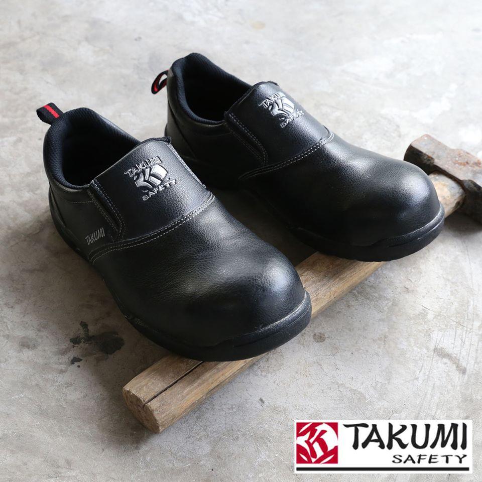 Giày bảo hộ Takumi TSH 125 màu đen