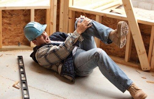 Những biện pháp phòng ngừa té ngã trong xây dựng