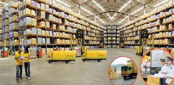 Những lưu ý bảo đảm an toàn trong việc xếp dỡ hàng