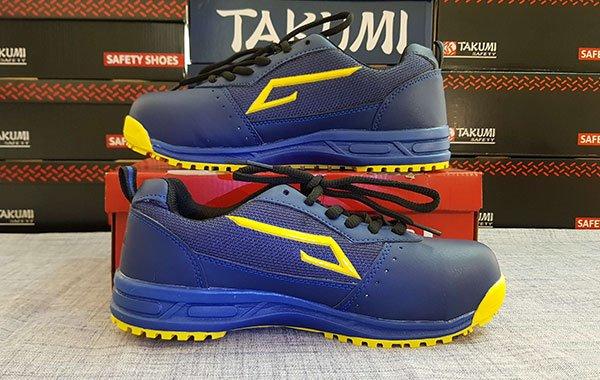 5 lý do nên chọn giày bảo hộ lao động Takumi Safety