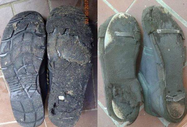 Hiện tượng thủy phân nỗi ám ảnh của giày bảo hộ lao động
