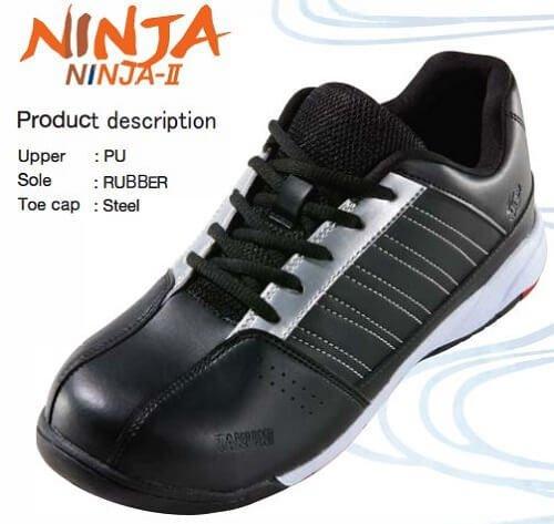 Giày bảo hộ lao động Takumi Safety thay đổi diện mạo hoàn toàn mới mẽ 2021