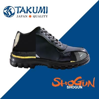 Cấu tạo giày bảo hộ Takumi Shogun